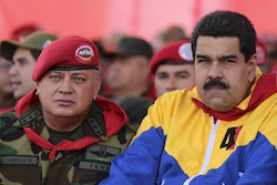 New Book Levels Serious Drug Trafficking Allegations Against Venezuela Officials