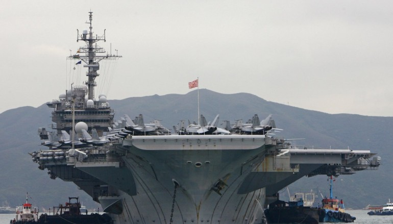 How Foreign Military Capabilities Are Outpacing the U.S. Navy, and other high tech stuff