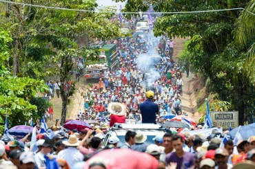 Nicaraguans continue fight against phantom Chinese canal project