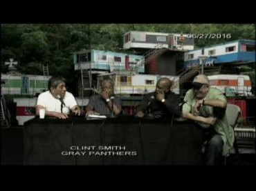 The Trailer Park Show – 06/27/2016 Clint Smith