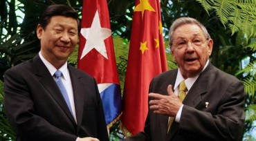 Chinese active in Cuba