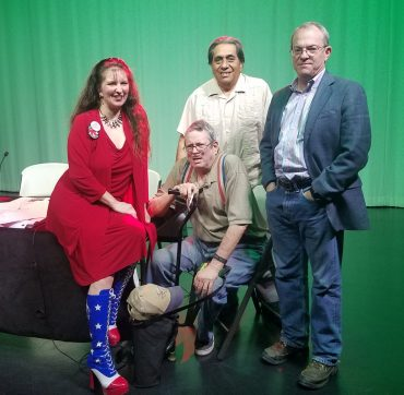 Trailer Park Show Jan 7th 2019 with Amy Hedtke