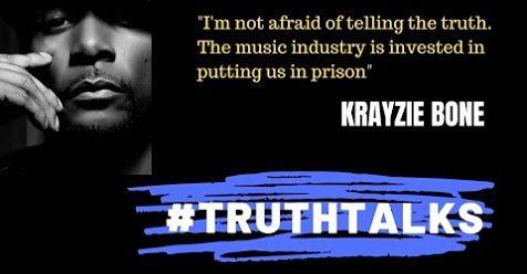 Krayzie Bone Exposes The Music Industry's Sadistic Secret Plot