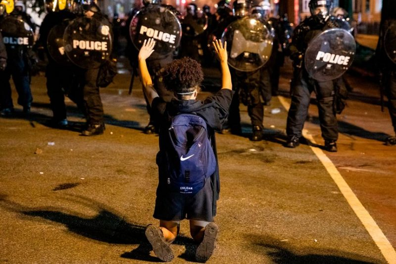The Myth of Systemic Police Racism